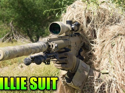 How To Make A Ghillie Suit - Airsoft Adventures
