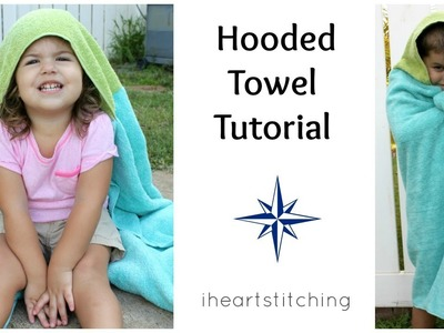 How to Make a Hooded Towel