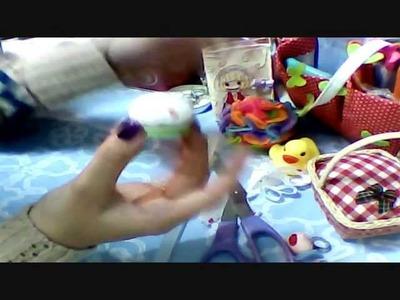 How to make a little pincushion