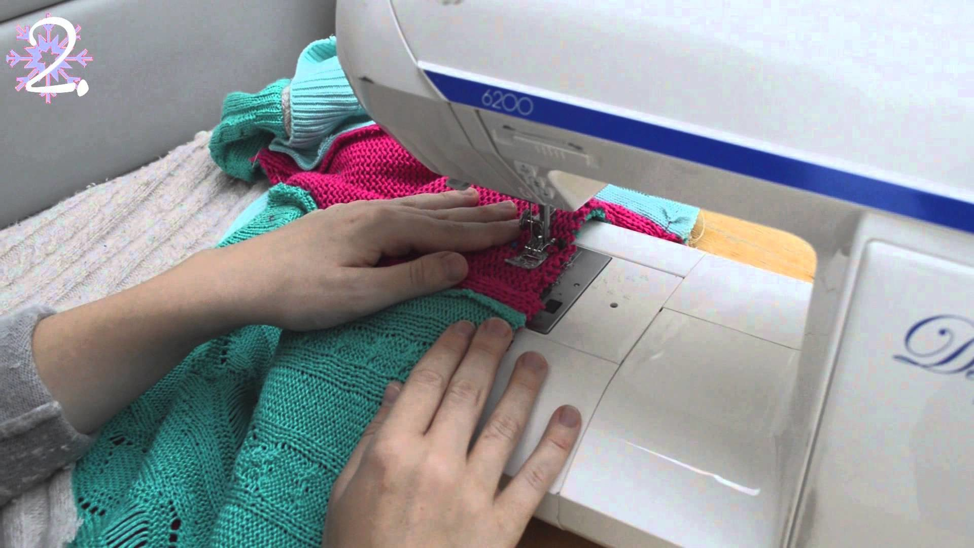 How to make a patchwork throw