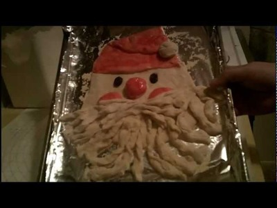 How to Make a Santa Bread