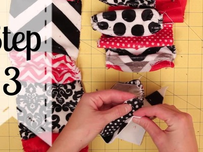 How to make a Scarf with Cuddle Charms