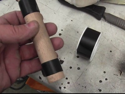 """How to make a """"W"""" slingshot with common tools, at home"""