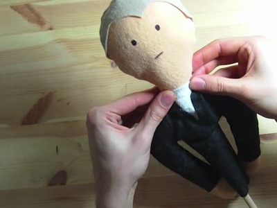 How to make hand puppets tutorial part 2