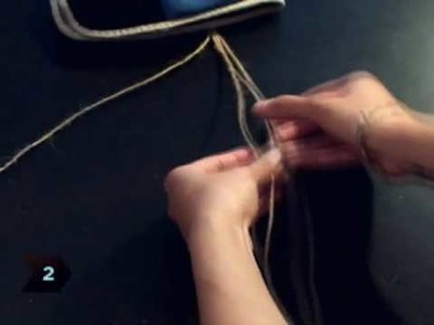 How to Make Hemp Bracelets