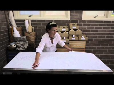 How to make Muslin Scarf
