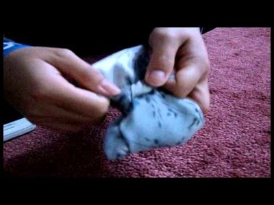 How to make scarf bows