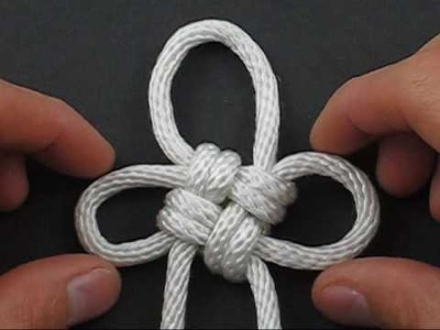 How to Tie Ashley's Flower Knot by TIAT