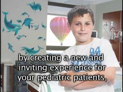 Imagineitskins.com    Art for Kids Hospital Rooms