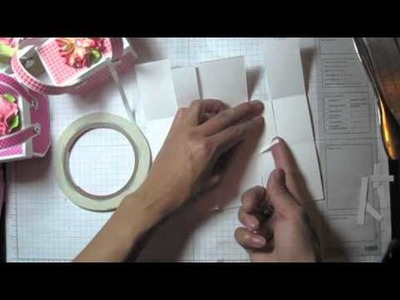 Mini picnic basket tutorial part 1