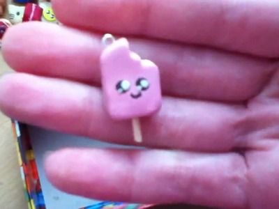 My First Polymer Clay Charms