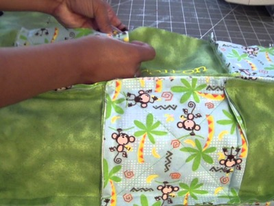 My Rag Quilt Tutorial - Part 4: Let's Finish Sewing!!