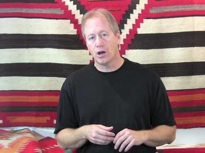 Navajo Blanket Yarn Analysis and Identification