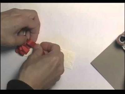 Ruffled Ribbon Technique by DeNami Design