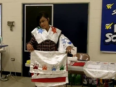 Sault Ste. Marie Jingle Dress Making Part 1
