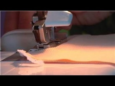 Sewing Tips : How to Sew Fabrics With Four-Way Stretch