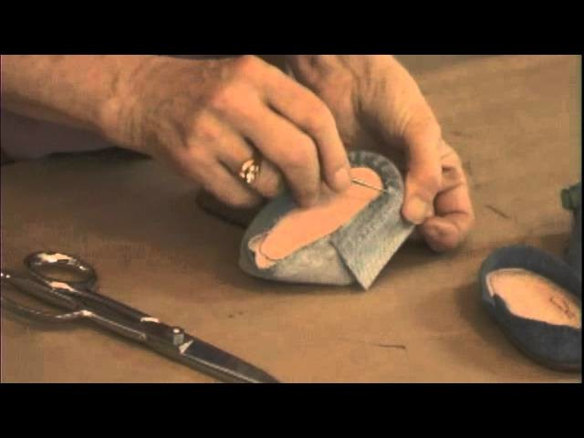 Simple Shoemaking: Make your own Soles with an Edge!