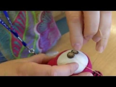 Sock Pig Video Tutorial - Textiles
