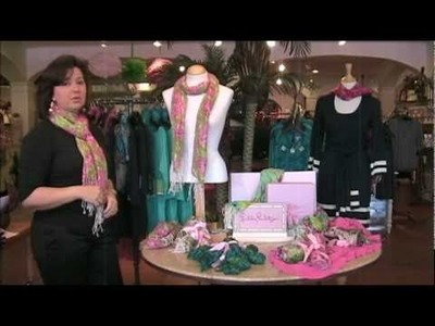 The Pink Pelican - Lilly Pulitzer's Murfee Scarf