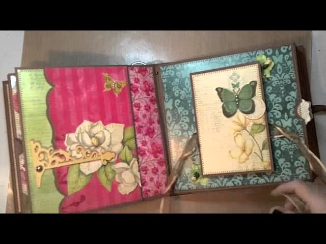 8x8 Magnolia Way Mini Album