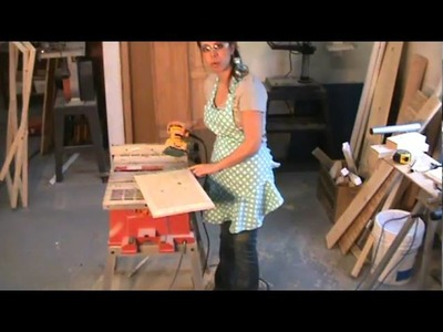 Ana White - How to Make Raised Panel Doors - the inexpensive and easy way