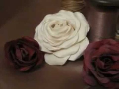 Beautiful Handmade Roses