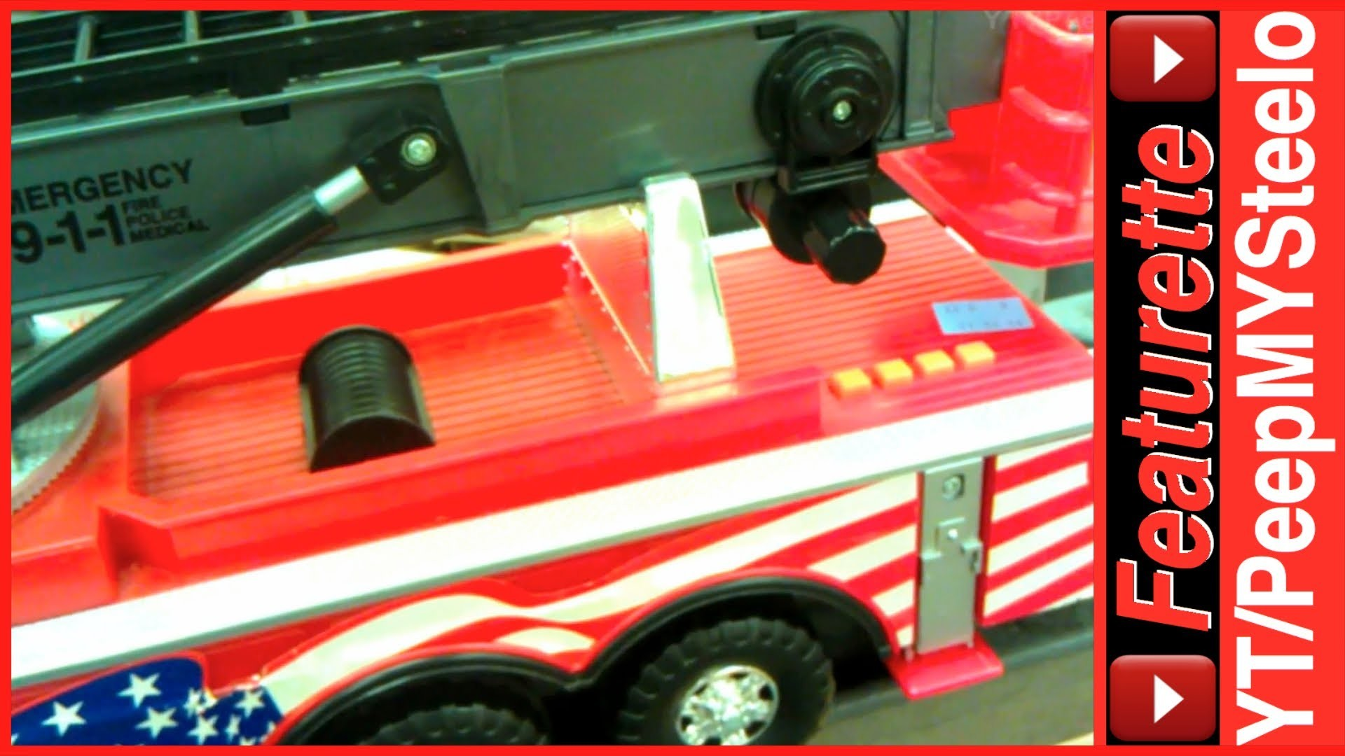 Best Toy Fire Trucks For Kids With Ladder of the Many Large Metal Red Engine Truck Toys For Sale