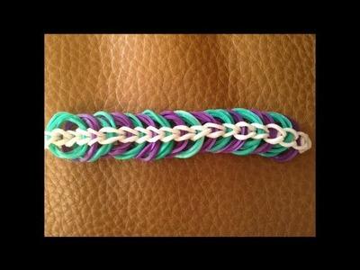 Brand New Simple to Loom Triple Link Chain Bracelet