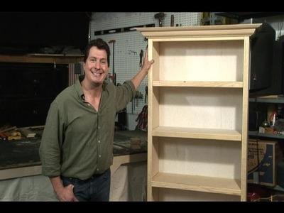 Build a BookCase Easy