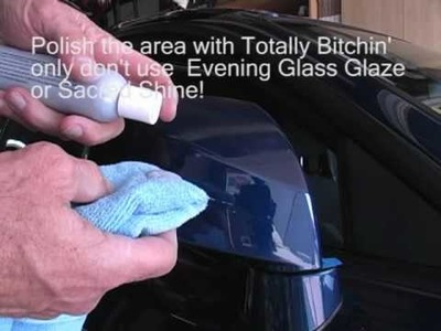Car Touch Up Paint - How To Use It The Right Way