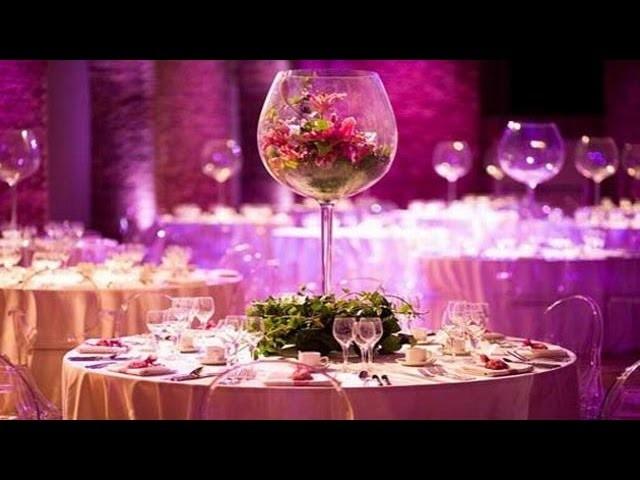 Cheap Wedding Centerpieces Ideas On A Budget l Wedding Decorations