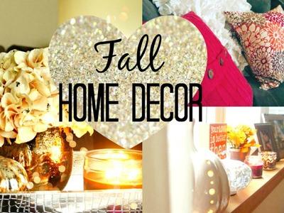 Cute, Easy, Cheap, Fall Home Decor | Belinda Selene