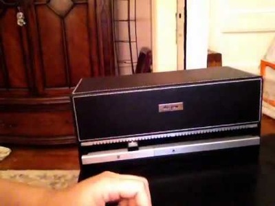 Disk gear cd.DVD storage system show n tell