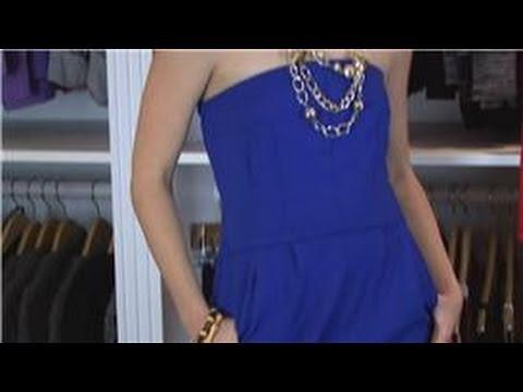 Dresses: Fashion Advice : How to Wear a Tube Dress