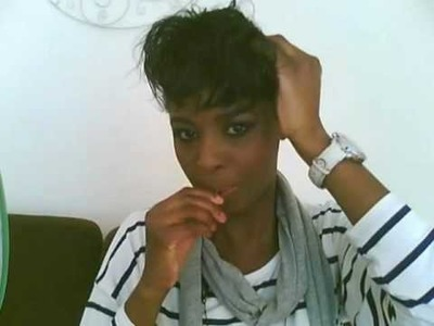 Face of the day FOTD black beauty