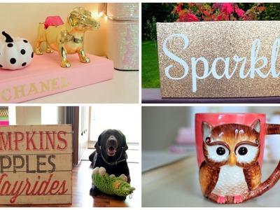 Fall Home Decor Haul Target, TJ Maxx, Bath & Body Works, Home Decor & More