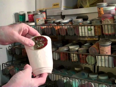 GLAZING: Ceramic Glazing Ideas for Cups # 1-4 - Your Thoughts?