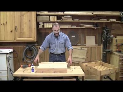 Glue-Up Tricks for Outdoor Furniture