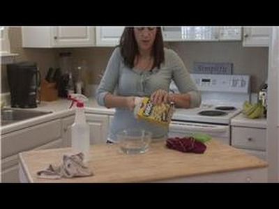 Housecleaning Tips : How to Make Liquid Starch