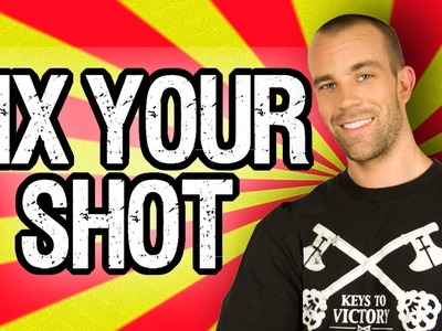 "How to ""FIX YOUR SHOT!!!""  Interactive Basketball Shooting Guide ***Start HERE***"