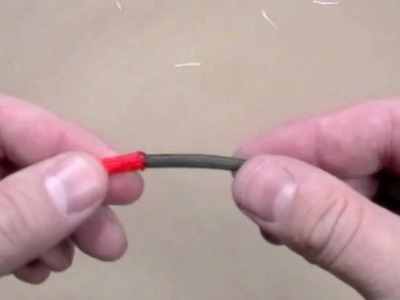 How to Join Two Pieces of Paracord
