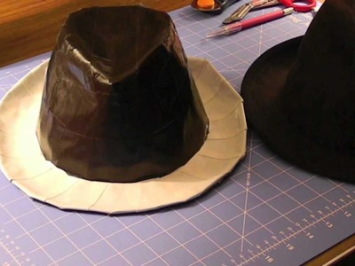 How to make a Duct Tape Fedora