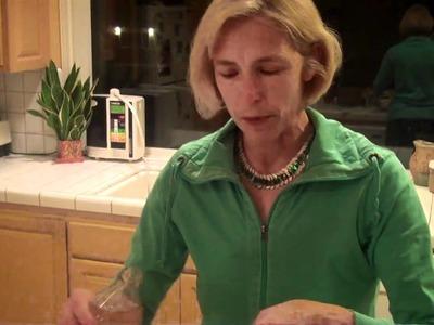 HOw to make a nourishing bone broth