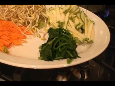 How To Make Bibimbap Step 5