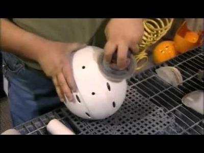 How to make  Football Helmets {www downloadshiva com}