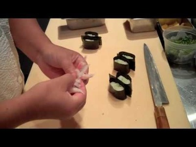 How To: Make Gunkan Sushi