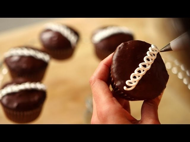 How to Make Hostess Cupcakes at Home | Dessert Recipe | Just Add Sugar