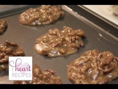 How to make Pecan Praline Candy | I Heart Recipes