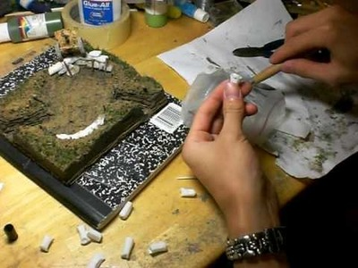 How to make sandbags (model)