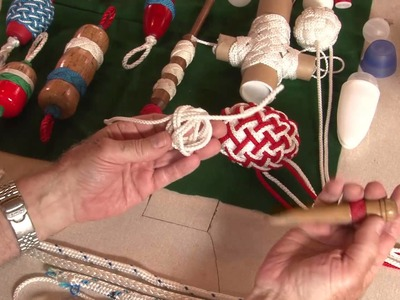 How to tie a Turk's Head Knot - Revisited